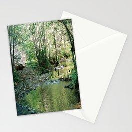 Big Creek many moons ago... Stationery Cards