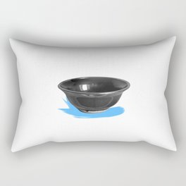 VESSEL AND ITS DRAWN SHADOW II Rectangular Pillow