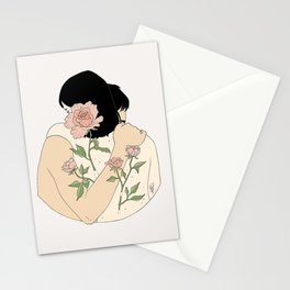 Help Me Grow Stationery Cards