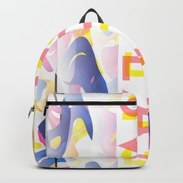 Sweat and Flesh Backpack