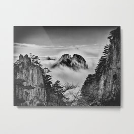 Cradle of Destiny Metal Print