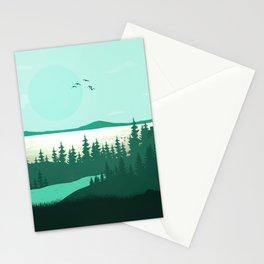 Suburban Stationery Cards