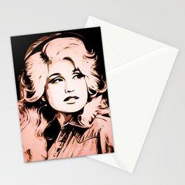 Dolly Parton | Pop Art Stationery Cards