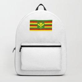 Kanaka Maoli Native Hawaiian design Backpack