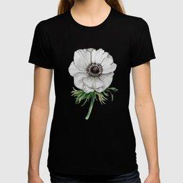 Watercolor Anemones T-shirt