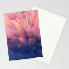 Abstract Clouds Stationery Cards
