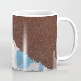 Rusty Metal Coffee Mug