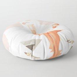 Weekend Morning II Floor Pillow