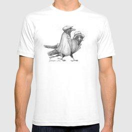 Attempted Murder Pun T-shirt