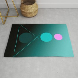 The 3 dots, power game 15 Rug