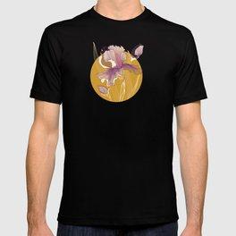 Iris flowers T-shirt
