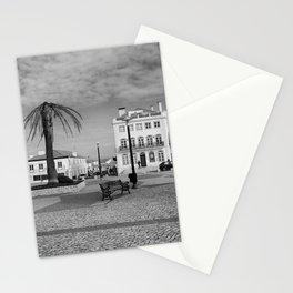 Nazare Plaza - BW Stationery Cards