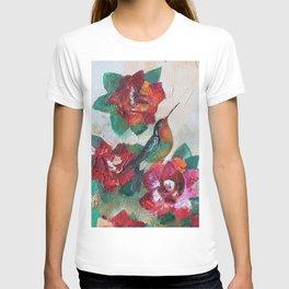 Blueberry bird T-shirt