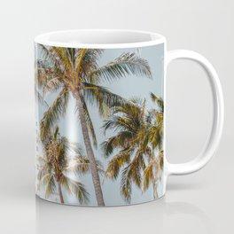 palm trees vii / miami beach, florida Coffee Mug