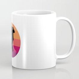 Tango Argentino Milonga Retro Sunset Dance Couple Coffee Mug