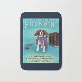 The Great Houndini Bath Mat