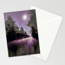 Washago Experiment (Dark) Stationery Cards
