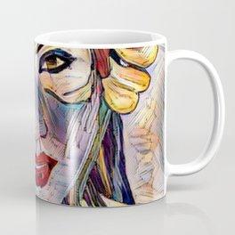 Milaino women face Coffee Mug