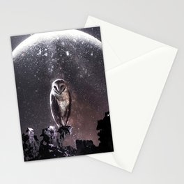 Moondust Stationery Cards