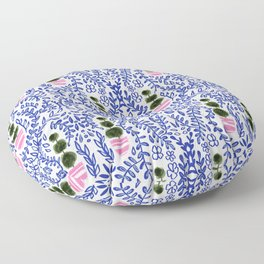 Southern Living - Chinoiserie Pattern Floor Pillow