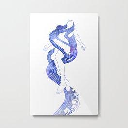 Nereid XCIX Metal Print