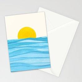Seaside Sunrise Stationery Cards