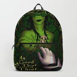 Viktoria My good Thief Garrett Backpack