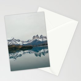 Patagonia, Chile by Caroline Zhao Stationery Cards