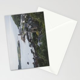 oban, scotland, viii Stationery Cards
