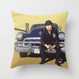 Mike Patton  / Mondo Cane / Faith No More / Mr Bungle Music Poster Throw Pillow
