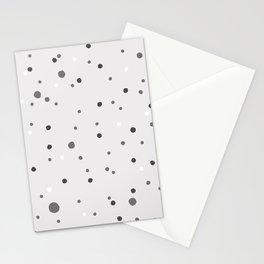 Light Grey Rock Stationery Cards