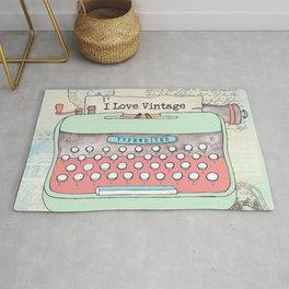 Typewriter #2 Rug
