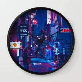 Tokyo 04 Wall Clock