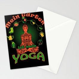 Gardener Gift Idea Garden Designs Stationery Cards