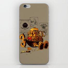 Work of the genius iPhone Skin