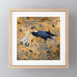Messenger Framed Mini Art Print