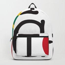 I Love Grenada Backpack