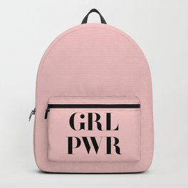Girl Power - GRL PWR Backpack