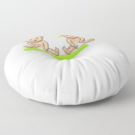 Twins are loading Pregnancy Baby Floor Pillow