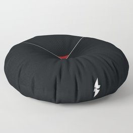 charge your heart Floor Pillow