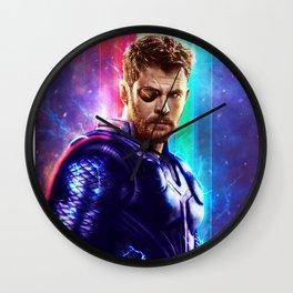 Thor Odinson Wall Clock
