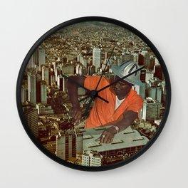 worker I Wall Clock