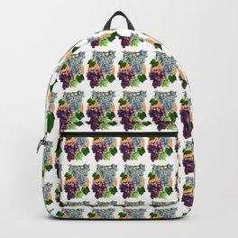 Vintage Grapes Backpack