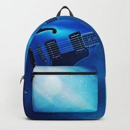 Guitar Blues Backpack