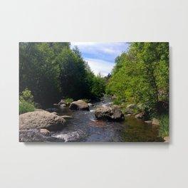 Oak Creek Metal Print