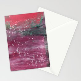 Composition #3 Stationery Cards