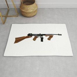 Tommy Gun Rug
