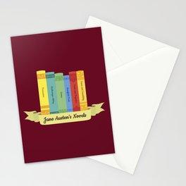 Jane Austen's Novels III Stationery Cards