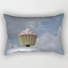 hey cupcake! Rectangular Pillow