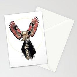 Haida Eagle Stationery Cards
